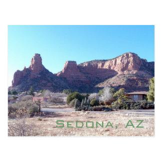 Sedona-View#5, Sedona, cartão de AZ