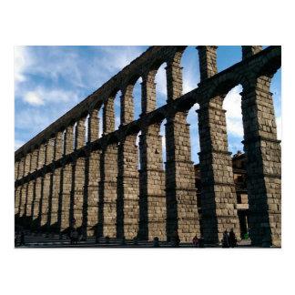 Segovia, cartão da espanha
