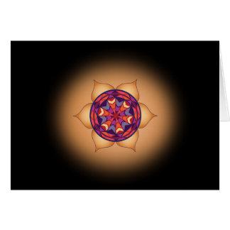 Segunda etapa ao cartão da alma com segunda mantra
