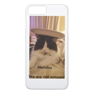 Segunda-feira… Nós não somos divertidos Capa iPhone 8 Plus/7 Plus