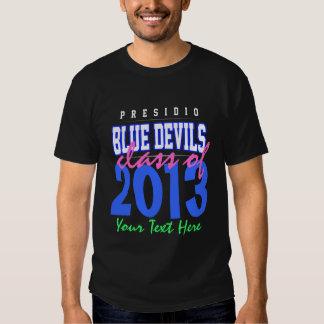 Segundo grau de Presidio, depressão nervosa, mais Camiseta