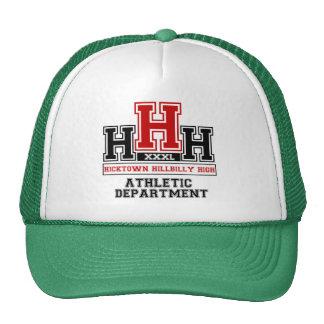Segundo grau do Hillbilly de Hicktown para Hillbil Bones