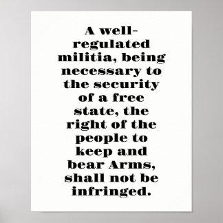 Segundo poster da alteração