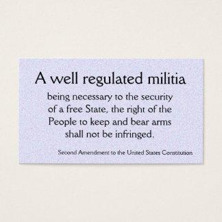 Segundos cartões da trivialidade da alteração