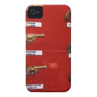 Seis-atiradores ocidentais idosos capinha iPhone 4