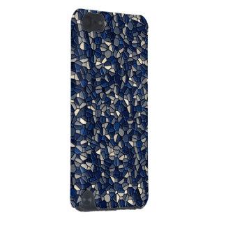 Seixos azuis capa para iPod touch 5G