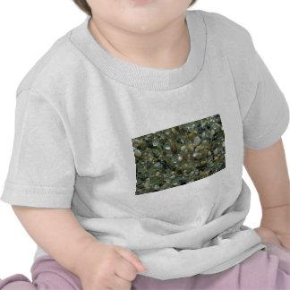 Seixos bonitos de Hanakapiai, Kauai T-shirt
