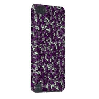 Seixos roxos capa para iPod touch 5G