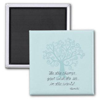 Seja a árvore da mudança imas