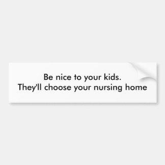 Seja agradável a seus miúdos. Escolherão seu nursi Adesivo Para Carro
