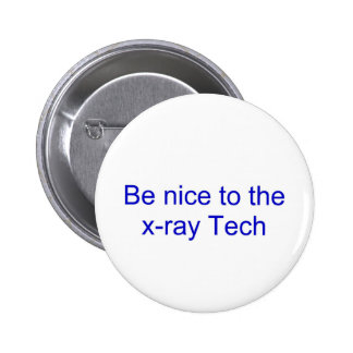 Seja agradável à tecnologia do raio X Bóton Redondo 5.08cm
