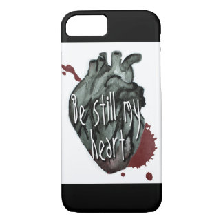 Seja ainda meu coração capa iPhone 7