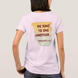 Seja amável a um outro -- T-shirt Camiseta