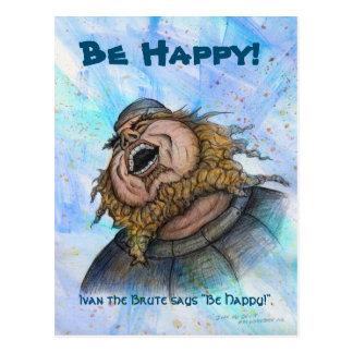 Seja cartão feliz por Mike Winterbauer
