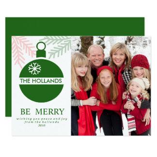 Seja cartões do Feliz Natal | CHSRITMAS