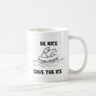 Seja economias agradáveis esta caneca do gelo