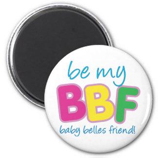 Seja meu amigo dos Belles do bebê de BBF! Imas