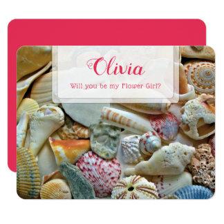 Seja meu cartão de nota pessoal dos Seashells do