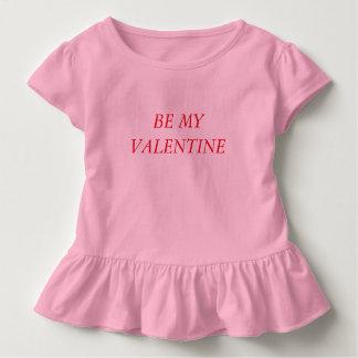 Seja meus namorados camiseta infantil