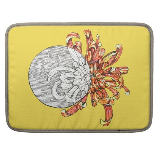 Seja minha flor capa para MacBook pro