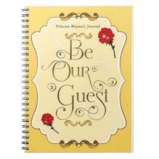Seja nossa princesa Caderno Jornal da rosa