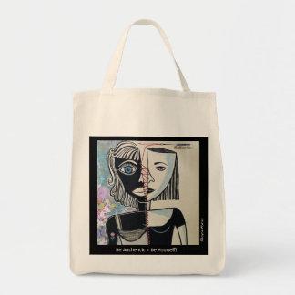 Seja o bolsa autêntico 1