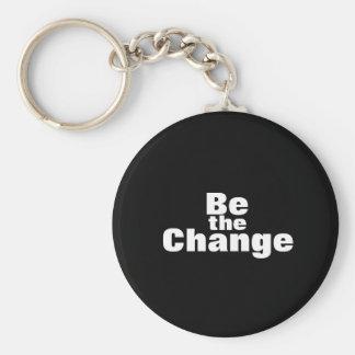 Seja o chaveiro da mudança