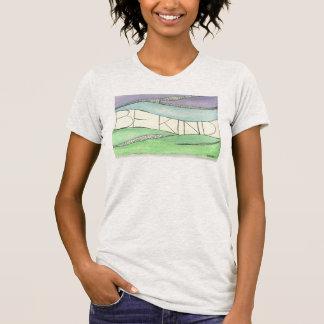 Seja o t-shirt amável - camisas sobre a bondade