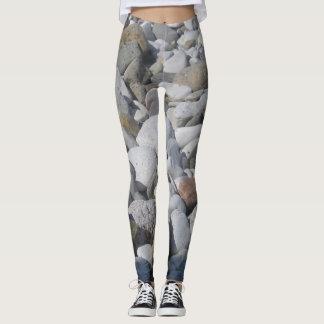 seja original com leggins de pedra legging