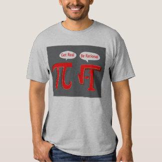 Seja racional t-shirt