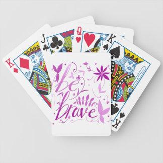 seja rosa bravo cartas de baralhos