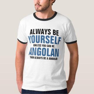 Seja sempre você mesmo a menos que você puder ser t-shirt