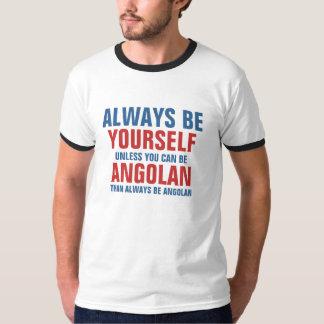 Seja sempre você mesmo a menos que você puder ser tshirts