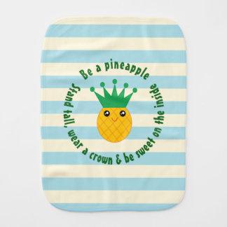 Seja um bebê unisex das citações inspiradas do paninho para bebês