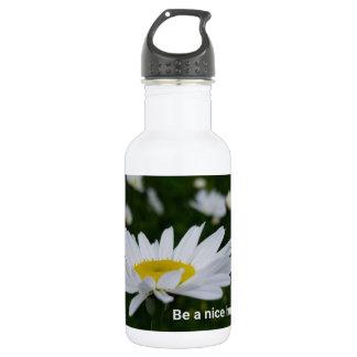 Seja uma garrafa de água feita sob encomenda garrafa d'água