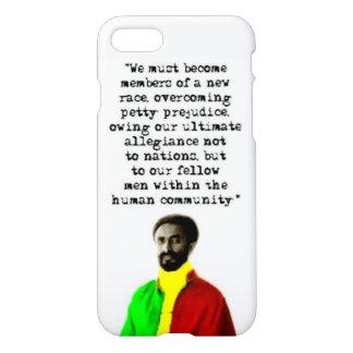 Selassie mim capa de telefone das palavras