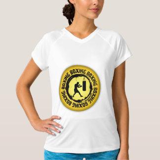 Selo agradável do encaixotamento tshirts