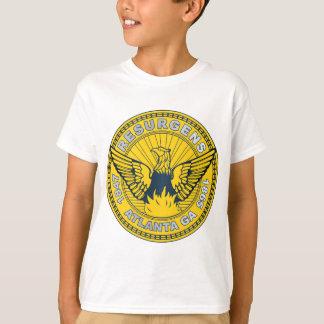 Selo da cidade de Atlanta Camiseta