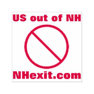 selo de NHexit.com Carimbo Auto Entintado