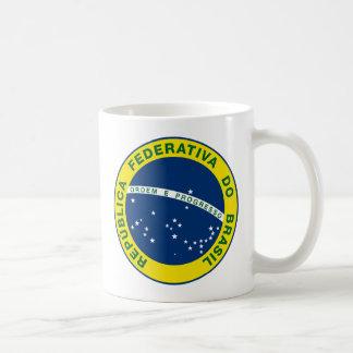 selo do nacional de Brasil Caneca