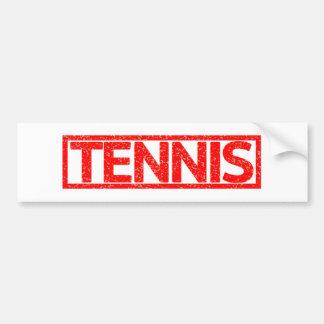 Selo do tênis adesivo para carro