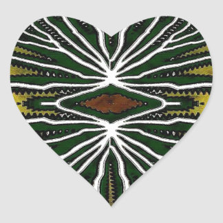 Selva Adesivo Coração