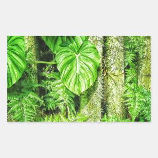 Selva Adesivo Retangular
