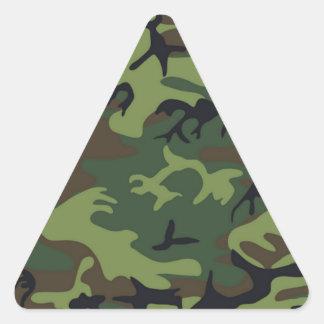 Selva Camo Adesivo Triangular