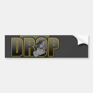 Selva Hardstyle DJ do dubstep de DnB Drumnbass da Adesivo Para Carro
