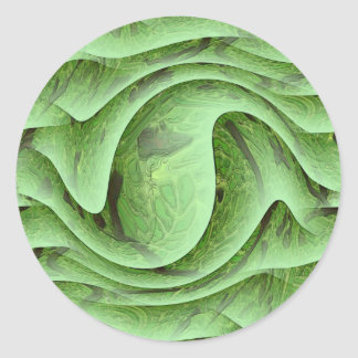Selva verde adesivo