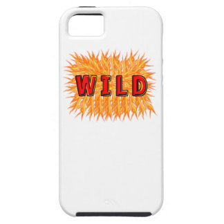 Selvagem Capa Para iPhone 5