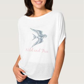 'Selvagem e Free T-shirts