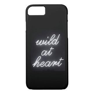 selvagem no coração capa iPhone 7
