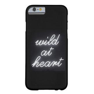 selvagem no coração capa barely there para iPhone 6